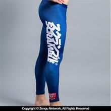 "Scramble ""RWB"" Grappling Spats"